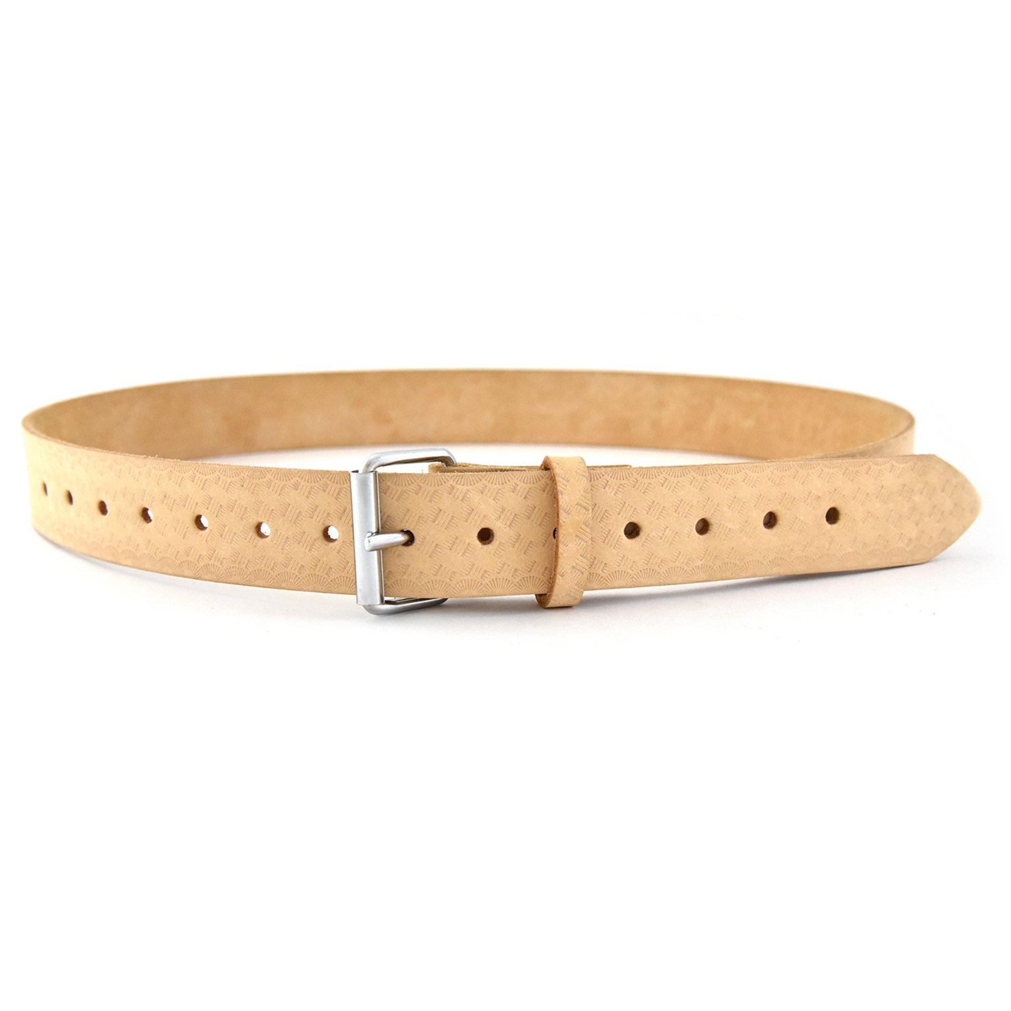 Style n Craft 94-051 Embossed Leather Tool Work Belt