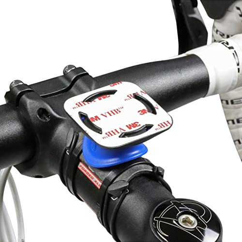 Quad Verrouiller Universal Bike Mount Kit - Noir