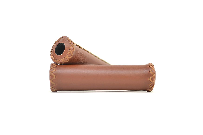 Firmstrong Handlebar Grips, Brown 1238