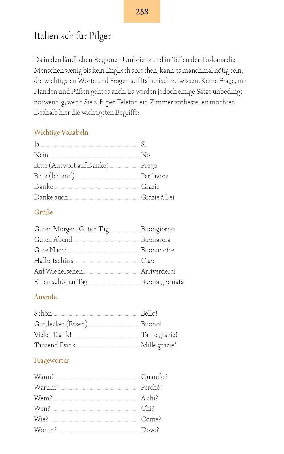 Franziskusweg Pilgerführer 9783954310203 Amazoncom Books