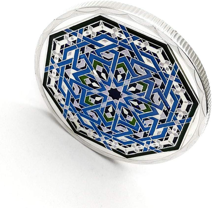 ZOOMY Collection de pi/èces Eid Mubarak D/éfi comm/émoratif de Bon augure Ramadan