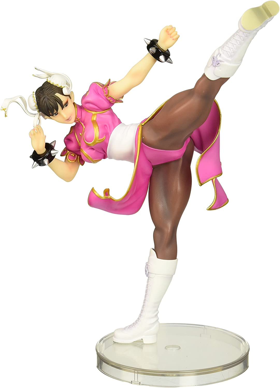 Amazon Com Kotobukiya Street Fighter Chun Li Bishoujo Statue