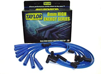 Taylor Hi-Energy Spark Plug Wire Set 64604