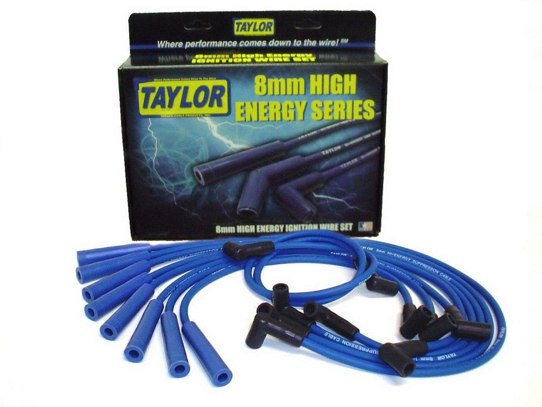 Taylor Cable 64672 Hi-Energy Spark Plug Wire Set
