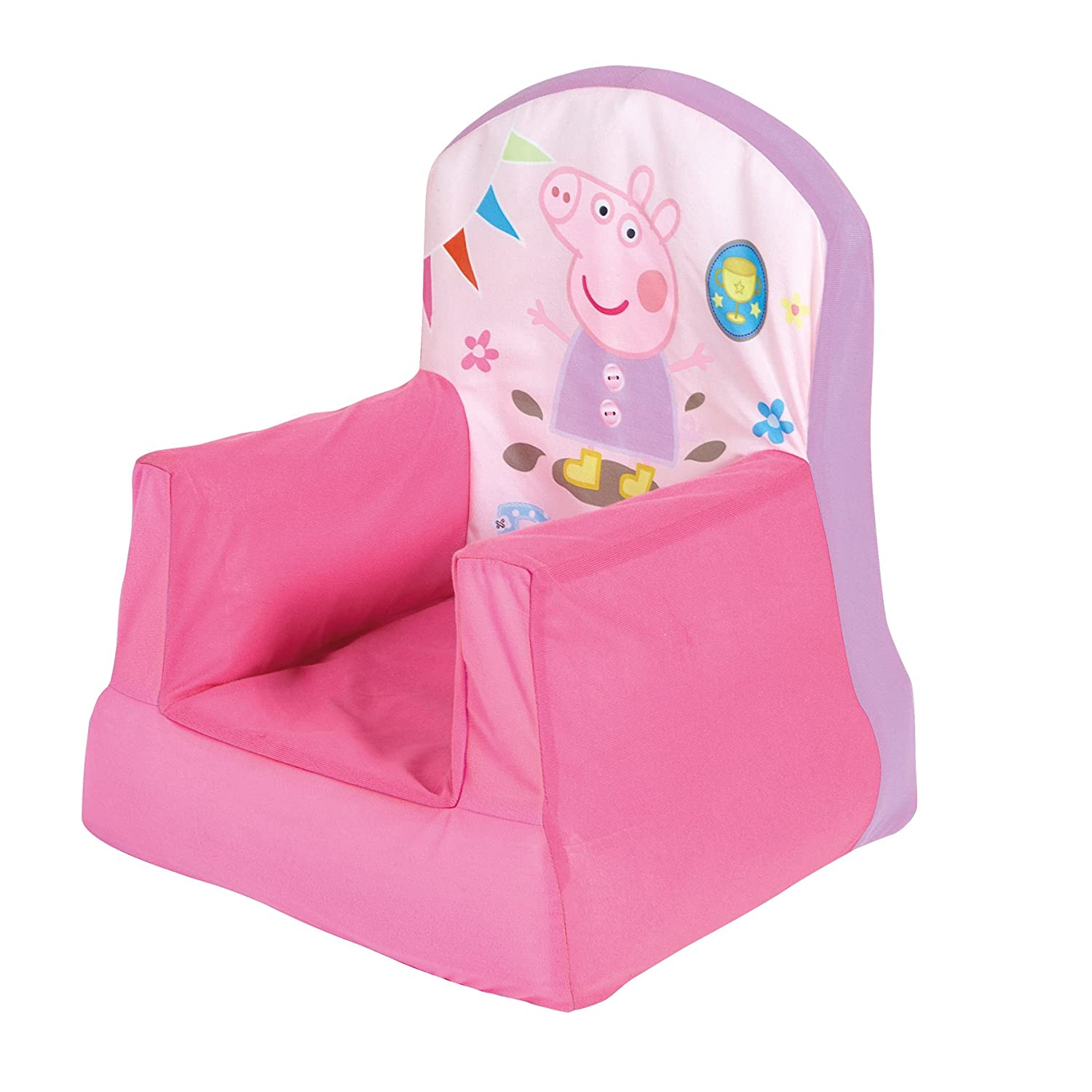 Peppa Pig Inflatable Chair For Kids Amazon Kitchen & Home