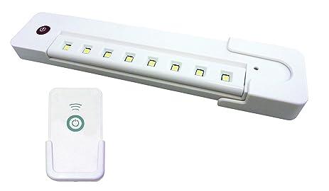 Rite Lite LPL1014WRC LED Under Cabinet Light, White - - Amazon.com