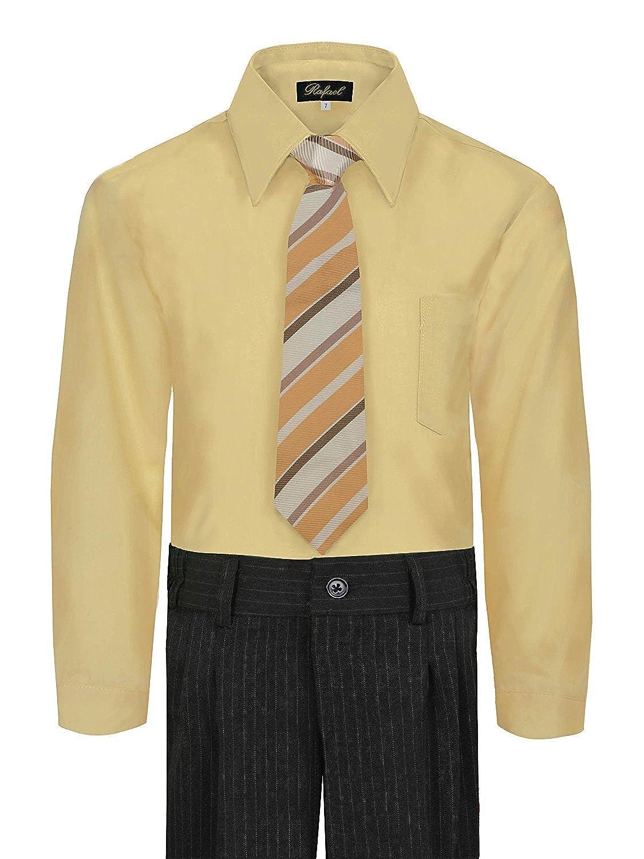 Rafael Boys Dress Shirt /& Tie