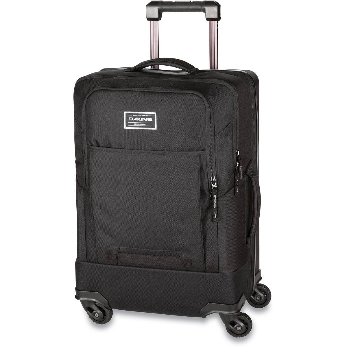 Dakine Unisex Terminal Spinner Wheeled Travel Bag, Black
