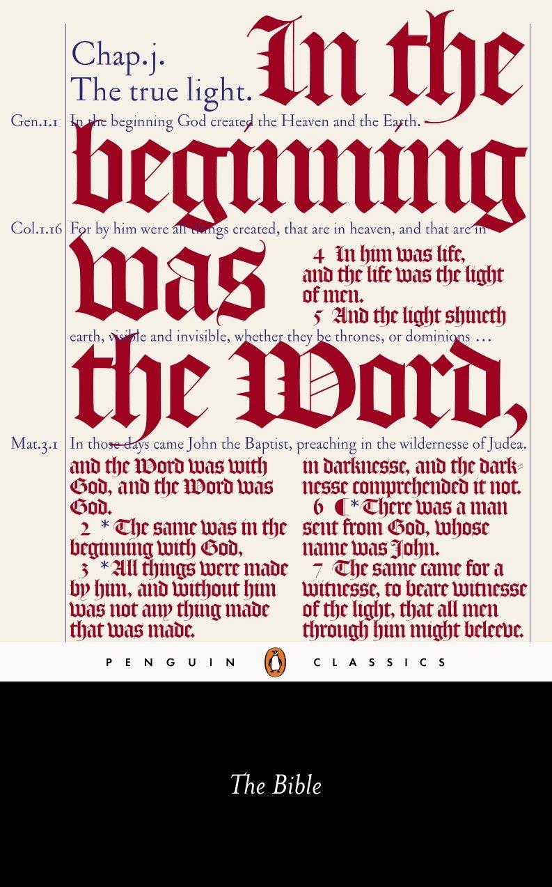 Bible Penguin Classics