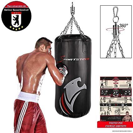 perdere peso allenamento di boxe