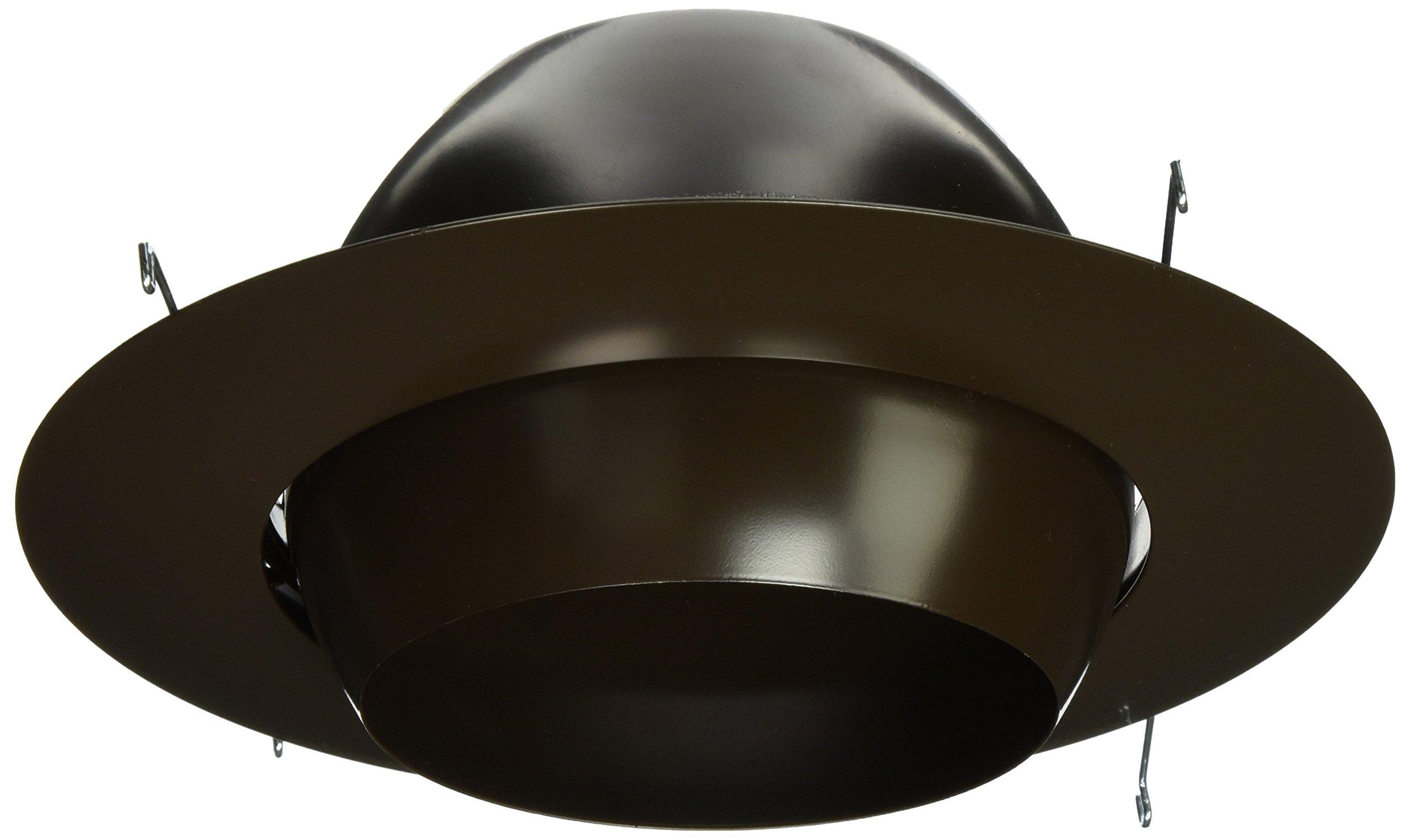 Elco Lighting EL18BZ S 6'' Eyeball Trim - EL18