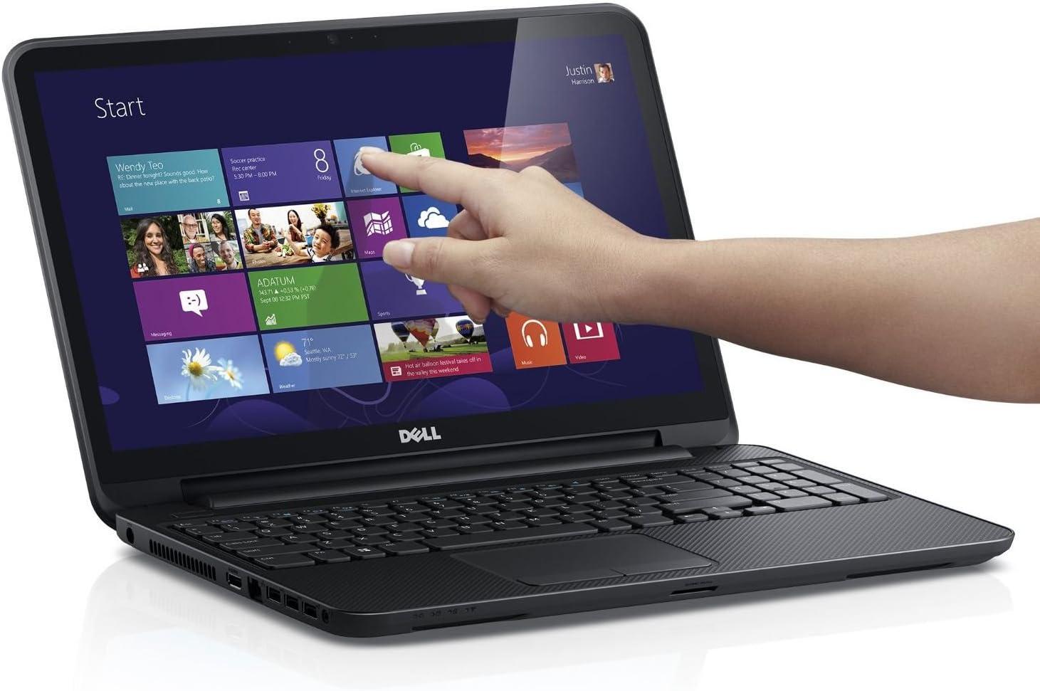 Newest Dell Latitude E5470 FHD (1920x1080) Touch Screen Business Laptop Notebook (Intel Quad Core i5-6300HQ, 16GB Ram, 500GB HDD, HDMI, VGA, Camera WiFi) Win 10 Pro (Renewed)