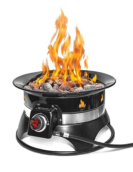 amazon com outland firebowl 870 premium outdoor portable propane