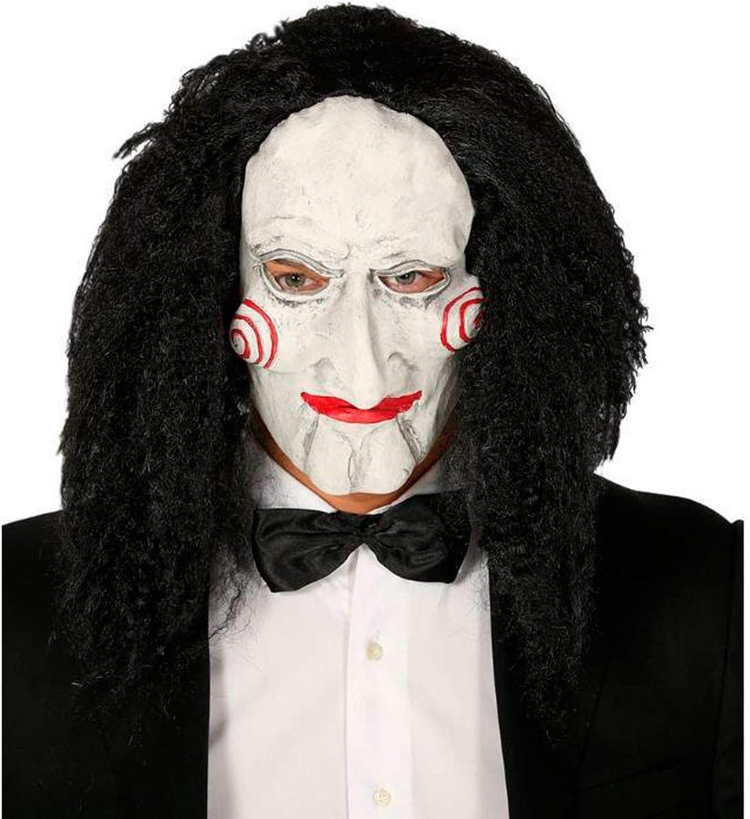 Guirca grafoplas máscara Saw Construcción Halloween, Color ...