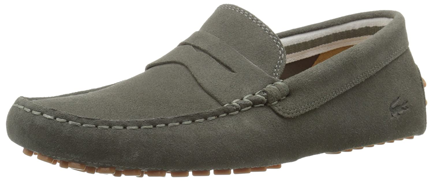 Amazon.com | Lacoste Mens CONCOURS 116 1 Slip-On Loafer | Loafers & Slip-Ons
