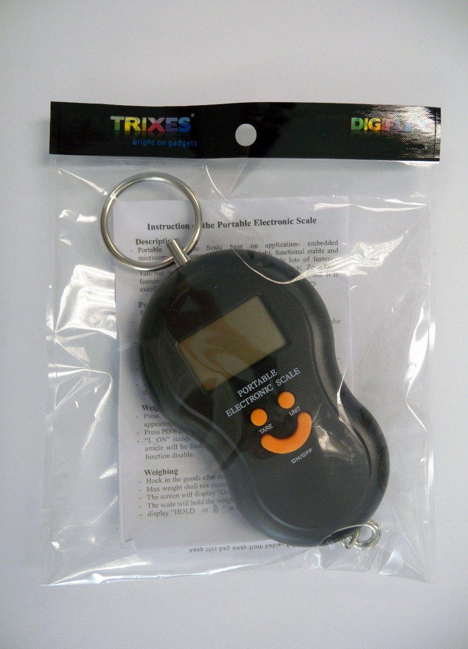 DIGIFLEX Báscula digital de mano para pesca, equipaje, maletas, paquetes, viaje 40 kg: Amazon.es: Industria, empresas y ciencia