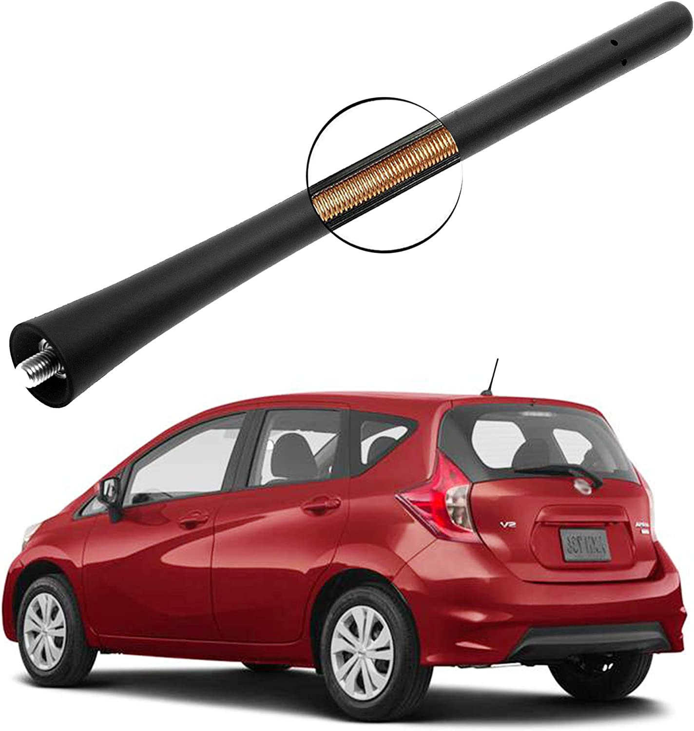 2000-2017 2002-2018 Nissan Frontier Nissan DayZ 2002-2019 1998-2020 2003-2020 Nissan Titan Nissan 350Z 370Z Blue Nissan Cube The Antenna for Nissan Rogue 2008-2020