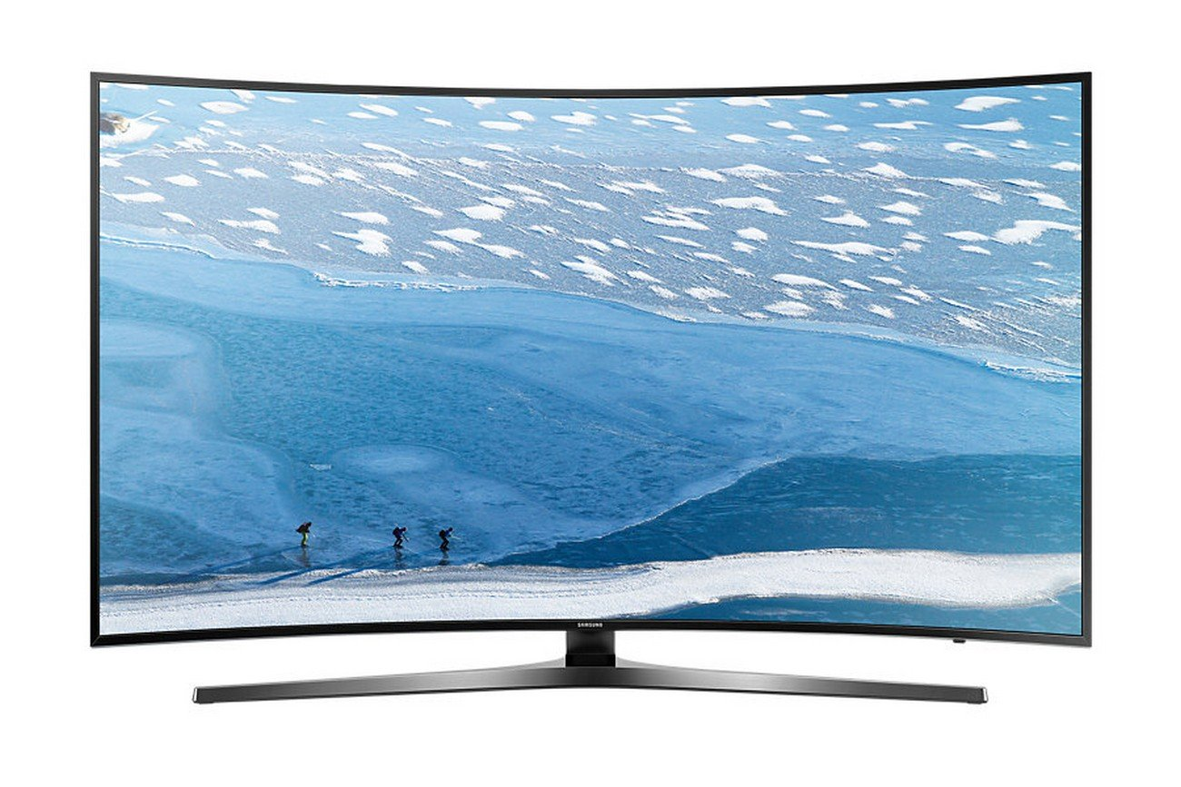 4K curved led tv 49 inch