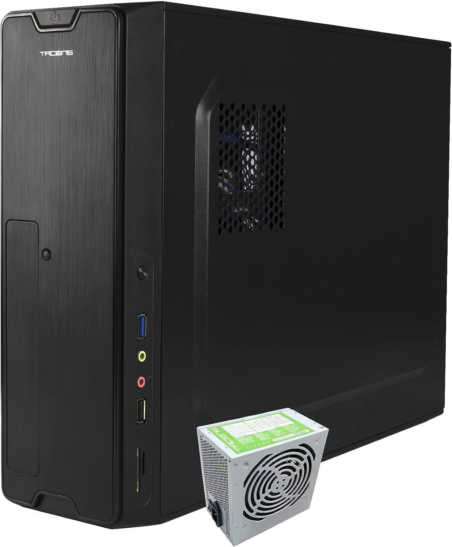 Tacens VERSA - Caja de Ordenador (Micro ATX / Mini ITX, Lector de ...