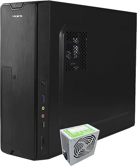 Tacens VERSA - Caja de Ordenador (Micro ATX / Mini ITX, Lector de Tarjetas SD): Amazon.es: Informática