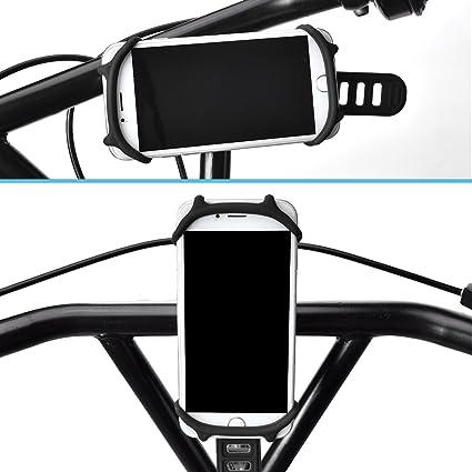 Bicicleta soporte para teléfono para cualquier smartphone ...