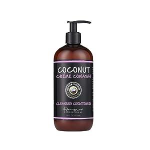 Renpure Coconut Creme Cowash Cleansing Conditioner, 16 Ounces