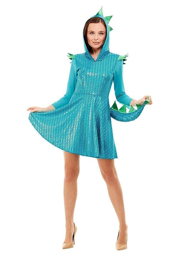 Smiffys 47769XS - Disfraz de dragón para mujer, talla XS, color ...