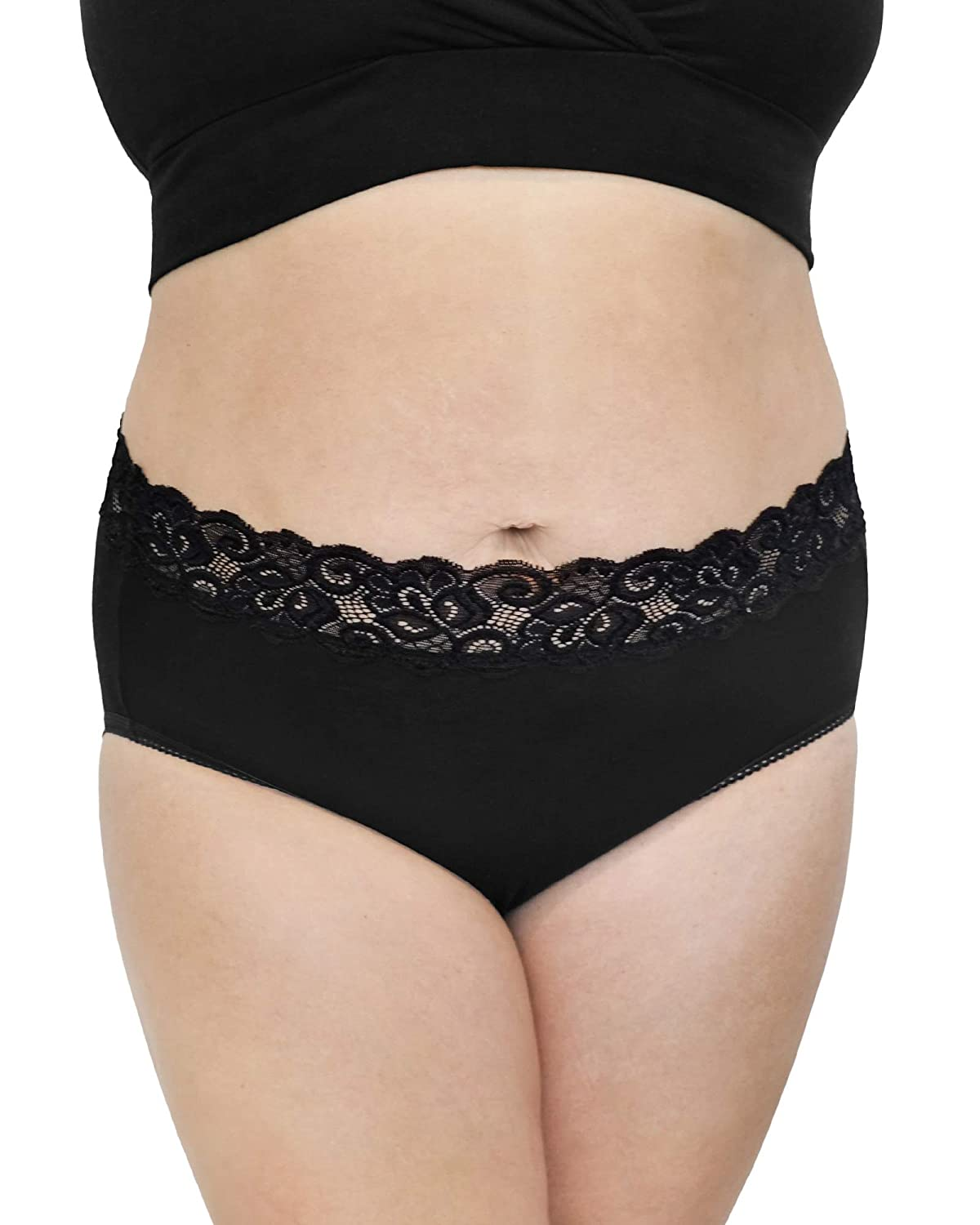 Kindred Bravely High Waist Postpartum Underwear /& C-Section Recovery Maternity Panties