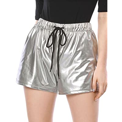 Pantalones Cortos para Cortos Pantalones Color Mujer Sólido Mujeres Jóvenes Moda Completi Pantalones Cortos Moda Floja Floja Pantalones Cortos Cortos De Verano Pantalón Corto De Cintura Alta: Ropa y accesorios