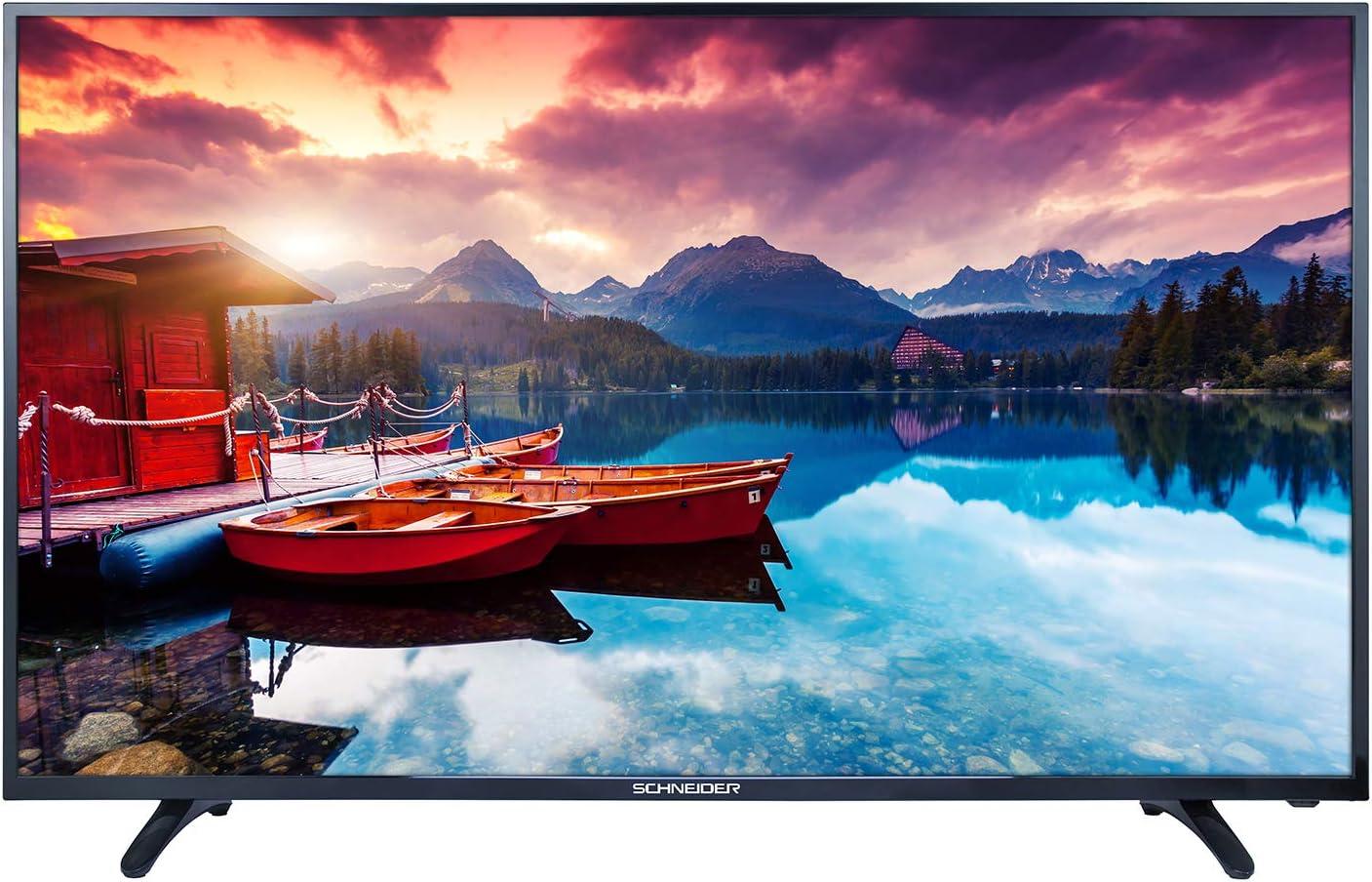 SCHNEIDER Consumer TV LED 32 HD USB PVR Negro - Televisor (81,3 cm (32
