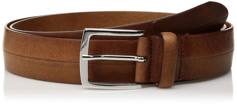 Trafalgar Mens Casual Leather Belt