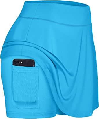 Blevonh Women Athletic Skorts