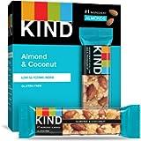 KIND Bar, Almond & Coconut, 1.4 Ounce, 60 Count