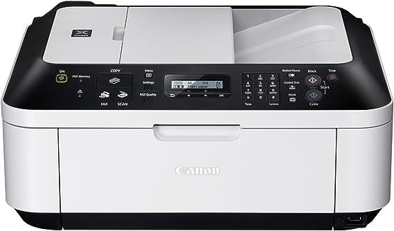 Canon PIXMA MX360 - Impresora multifunción de Tinta (8.4 ipm, A4 ...