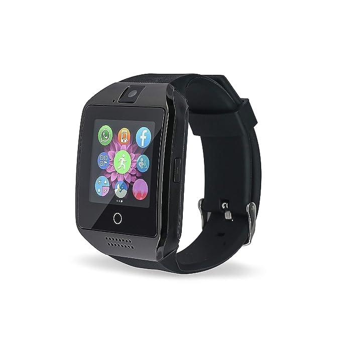 Bluetooth Smart Watch Phone VINCIGEEK Smart Watch Mobile Phone Unlocked Universal GSM Bluetooth 4.0 NFC Music Player Camera Calendar Stopwatch Sync ...