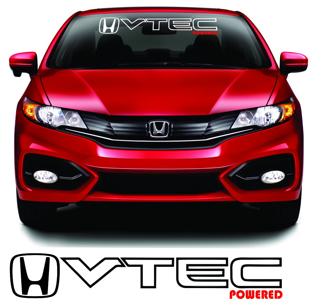 Honda Windshield Tint Strip Collection