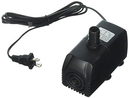 264 GPH Submersible pump: Amazon in: Home Improvement