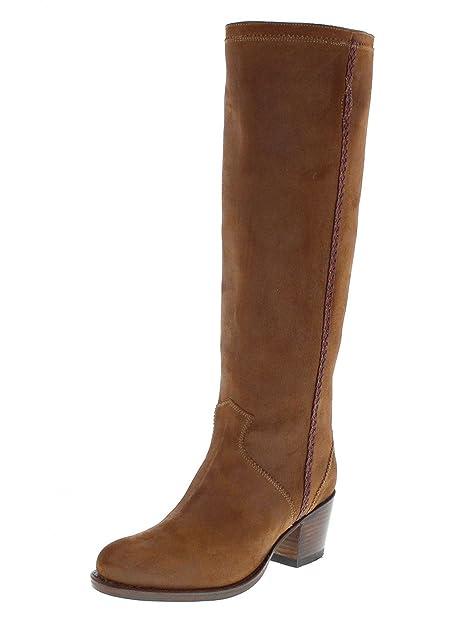 2738198e0 Sendra Boots - Botas plisadas Mujer