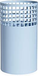 Now House by Jonathan Adler Grided Vase, Blue