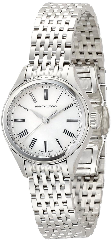 [ハミルトン]HAMILTON 腕時計 Valiant(バリアント) H39251194 レディース 【正規輸入品】 B00N7ALTFA