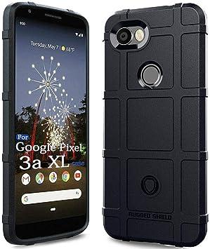 Rugged Shield - Carcasa de TPU para Google Pixel 3a XL: Amazon.es ...
