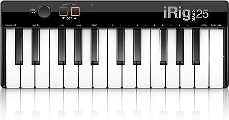 IK Multimedia IP-IRIG-KEYS25-IN - Teclado Midi