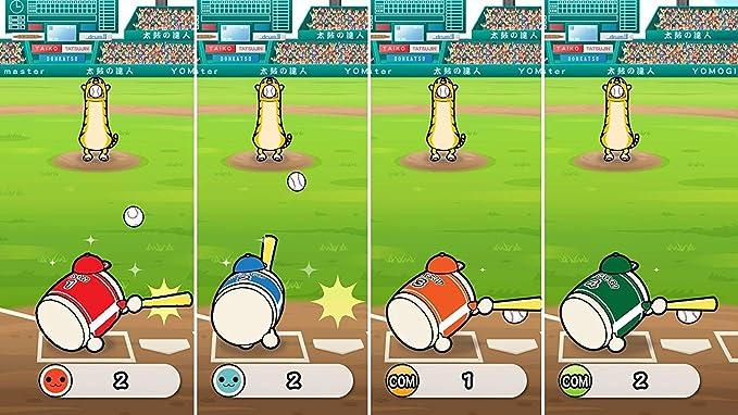 Taiko No Tatsujin: Drum N Fun! - Nintendo Switch [Importación italiana]: Amazon.es: Videojuegos