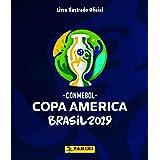 Box Premium Copa América 2019 (álbum Capa Dura Com 80 Envelopes)