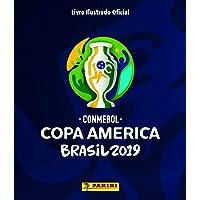 Álbum Copa América 2019 (capa Dura) Com 12 Envelopes