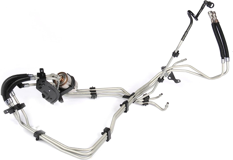 Fuel Feed Line ACDelco GM Original Equipment 15731631