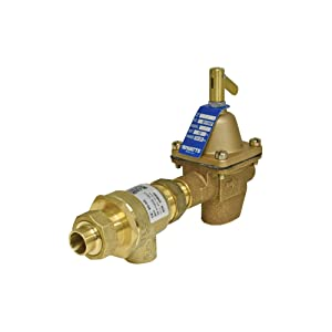 Watts Automatic Fill Valve for Hot Water Boiler