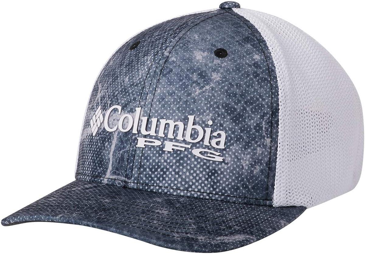 Columbia Unisex Camo Mesh Ball Cap