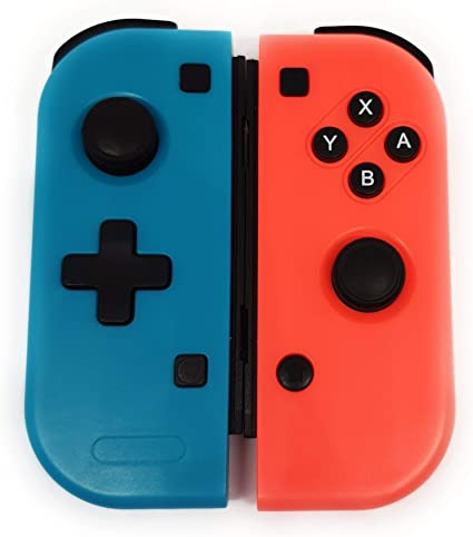 Nintendo Switch Set de dos mandos Joy-Con Izquierdo y derecho (L/R ...