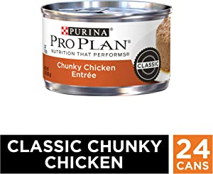 Purina Pro Plan Pate Adult Canned Wet Cat Food